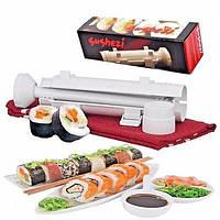 Форма Sushezi для приготовления суши и роллов | суши машина | прибор для роллов, фото 1