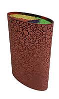 Универсальная колода для ножей Benson BN-016 красная | настольная подставка для ножей Бенсон, Бэнсон, фото 1