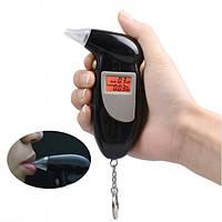 Персональный алкотестер Digital Breath Alcohol Tester | алкометр с мундштуками, фото 1