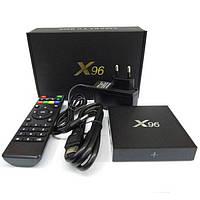 Смарт ТВ Приставка TV-BOX X96 1GB/8GB Android 6 | медиаплеер | телевизионная приставка | ТВ бокс