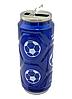 Термокружка из нержавеющей стали Benson BN-282 (500 мл) синяя | термочашка Бенсон | термос Бэнсон