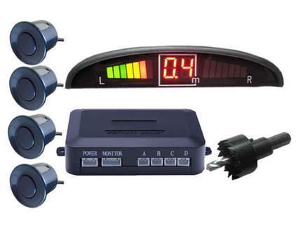 Парктроник на 4 датчика Assistant Parking | парковочный радар | парковочная система