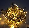 Гирлянда 300LED (СП) 25м Тёплый (RD-7146), Новогодняя бахрама, Светодиодная гирлянда, Уличная гирлянда