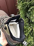 Мужские кроссовки зимние Columbia темно зеленые  ( зима ), фото 2