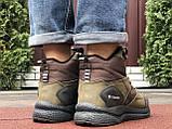 Мужские кроссовки зимние Columbia темно зеленые  ( зима ), фото 6