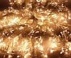 Гирлянда 100LED 10м (контрол.220V) (БП) Тёплый, Новогодняя бахрама, Светодиодная гирлянда, Уличная гирлянда