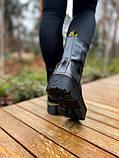 Женские ботинки Dr.Martens Jadon Black Premium (FUR), фото 3