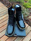 Женские ботинки Dr.Martens Jadon Black Premium (FUR), фото 7