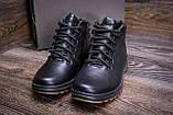 Мужские зимние кожаные ботинки  Е-series New Line, фото 7