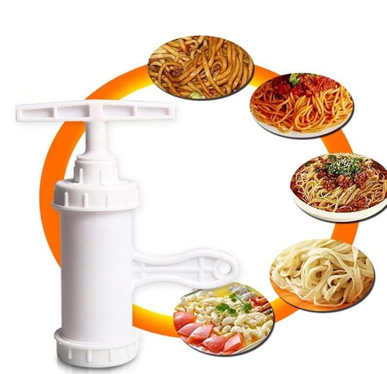 Прибор для изготовления макарон 7458   лапшерезка ручная   машина для изготовления лапши   пресс-машинка