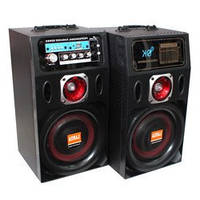 PA аудио система колонки 601 | профессиональные акустические мощные колонки | музыкальная колонка, фото 1