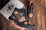 Мужские зимние кожаные ботинки MERRELL SLAB Olive, фото 7