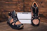 Мужские зимние кожаные ботинки MERRELL SLAB Olive, фото 9