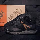 Мужские зимние кожаные ботинки MERRELL Black, фото 6
