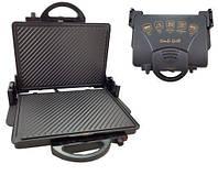 Гриль прижимной домашний Maestro MR-717 | тостер | сэндвичница | электрогриль | бутербродница, фото 1