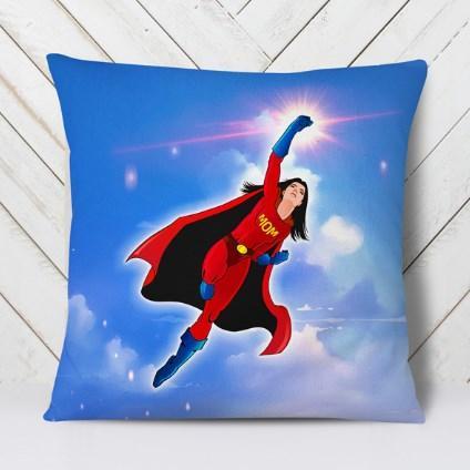 Подушка СуперМама (Super Mom)