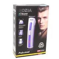 Триммер для лица Rozia HQ 204 | бритва для бороды и усов, фото 1