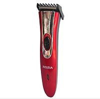 Триммер для лица Rozia HQ 208 | бритва стайлер для бороды и усов