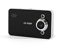 Автомобильный видеорегистратор DVR K6000 B без HDMI | качественный регистратор для авто, фото 1