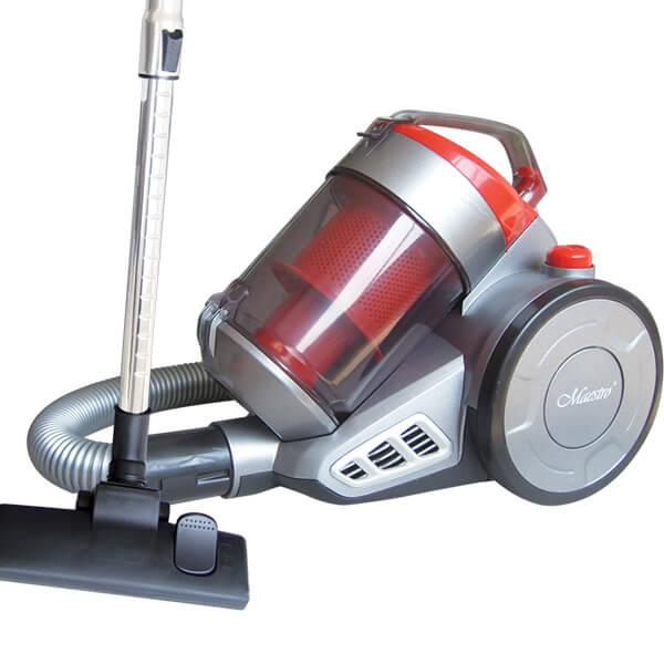 Пылесос Maestro MR-609 | пылесборник Маэстро, Маестро (НЕРА фильтр, многоступенчатая очистка, большие колеса)