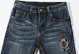 Гуччи джинсы мужские gucci, фото 7