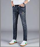 Гуччи джинсы мужские gucci, фото 2