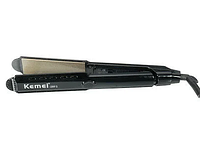 Утюжок Kemei ZGQ-KM 289S | Выпрямитель для волос, фото 1