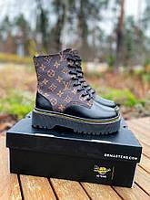 Женские ботинки Dr.Martens Jadon LV Premium(FUR)