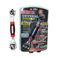 Универсальный многофункциональный гаечный ключ Universal Tiger Wrench 48 в 1, фото 1