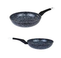 Сковорода WOK Edenberg EB-4128 с антипригарным гранитным покрытием 28 см | Cковородка вок, фото 1