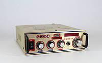 Усилитель мощности звука UKC SN-909AC | компактный усилитель звука | усилитель мощности, фото 1