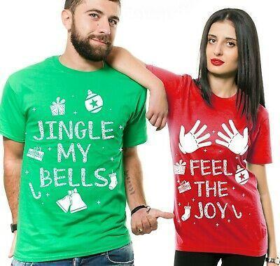"""Парные футболки с принтом """"Jungle my bells.Feel the joy"""" Push IT"""