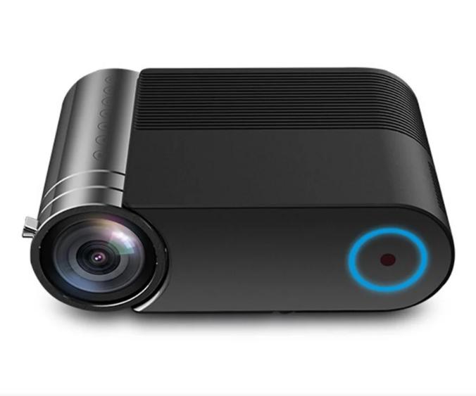 Портативный мультимедийный проектор LED YG550 WIFI