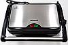 Гриль прижимной домашний Wimpex BBQ WX 1066 | тостер | сэндвичница | электрогриль | бутербродница
