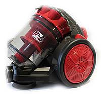 Пылесос циклонный PROMOTEC PM-655 3000 Вт 4 фильтра | пылесборник  3 литра | Промотек, фото 1
