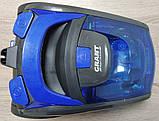 Пылесос контейнерный без мешка Grant GT-1604 3000 Вт Синий (синяя ручка), фото 7