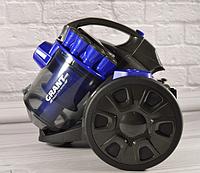 Контейнерный пылесос GRANT GT-1605 3000 Watt без мешка синий, фото 1