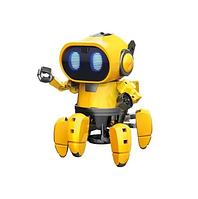 Игрушка-конструктор умный робот HG-715 | интерактивная игрушка, фото 1