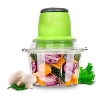 Измельчитель LIVSTAR 5508 1,8 л 300 Вт блендер | Пищевой экстрактор чоппер для нарезки измельчения продуктов