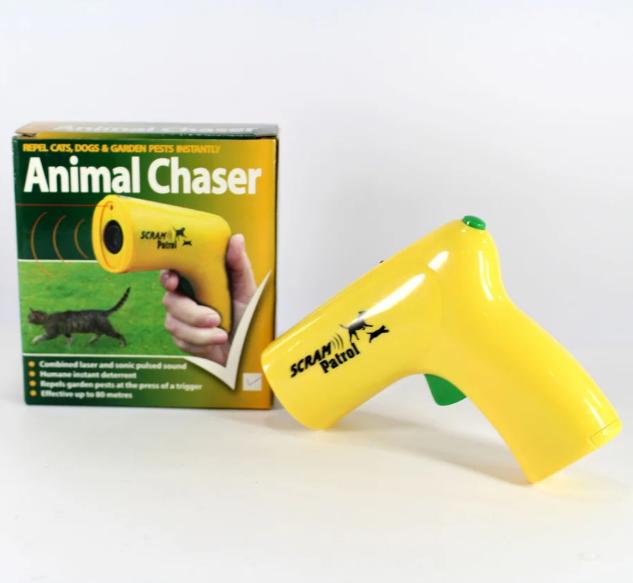 Ультразвуковой отпугиватель собак и животных 0027 dog reppeler