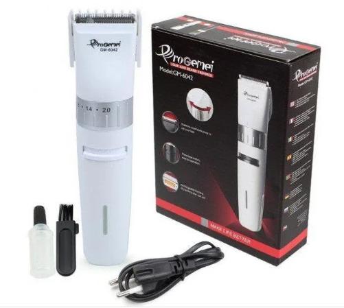 Машинка для стрижки волос Gemei GM 6042 профессиональная | триммер для волос
