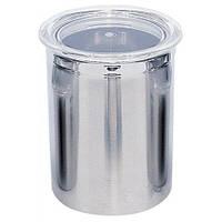 Банка Berghoff 1106410 для сыпучих продуктов (12х16 см) | емкость для сыпучих Бергофф | банка для сахара, круп