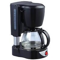 Кофеварка капельная MAESTRO MR-406   кофемашина Маэстро, Маестро (550 Вт, на 4-6 чашек, с подсветкой), фото 1