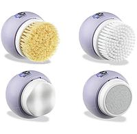 Автоматическая массажная щетка 4 в 1 Wellneo BB Brush   щетка для умывания   щетка для лица   щетка для тела