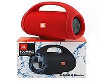 Портативная Bluetooth-колонка JBL Boombox BIG c функцией PowerBank и FM radio (Красная), фото 1