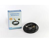 Универсальная гибкая камера CAMERA ENDOSKOPE 5M   цифровой гибкий USB эндоскоп 5 метров, фото 1