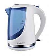 Электрочайник Maestro MR-044 (1.7 л, 2200 Вт) синий | электрический чайник Маэстро | чайник Маестро, фото 1
