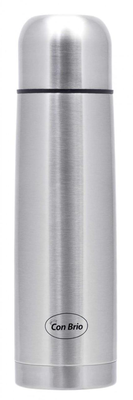Вакуумный термос из нержавеющей стали Con Brio СВ-313 (350 мл) | термочашка Con Brio | термос 0,35 л