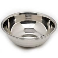 Миска глубокая Benson BN-607 (30 см) из толстой нержавеющей стали | металлическая миска Бенсон, миски Бэнсон, фото 1