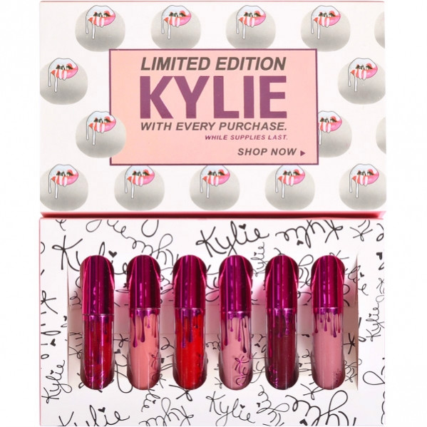 Помада KYLIE Limited Edition матовая 6 шт 6928